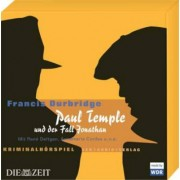 Paul Temple und der Fall Jonathan, 4 Audio-CDs