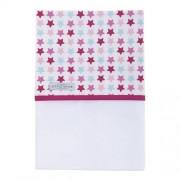Little Dutch laken Mixed Stars Pink