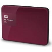 HDD Extern Western Digital My Passport Ultra 3TB black