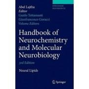 Handbook of Neurochemistry and Molecular Neurobiology 2009 by Abel Lajtha