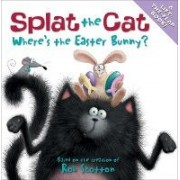 Where's the Easter Bunny? by Rob Scotton
