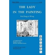 The Lady in the Painting by Fred Fang-Yu Wang