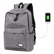 Backpack Men Backpack Men's School Bag Men Laptop Backpacks USB Charging Backpacks Notebook Male Travel Bags Casual For Teenager