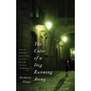 The Color of a Dog Running Away by Dr Richard Gwyn