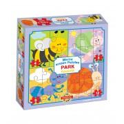 Puzzle pentru bebeluși Dohány Primul meu puzzle Parc 500-4