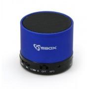 Boxa portabila SBox BT-160 Bluetooth Blue