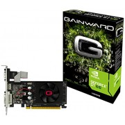 Gainward Scheda Grafica GeForce GT 610, 1024 MB DDR3 (64 bits), Nero