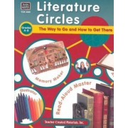Literature Circles: The Way to Go and How to Get There by Deborah Perenfein