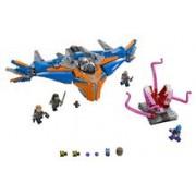 Legoâ® Super Heroes Milano Contra Abilisk - 76081