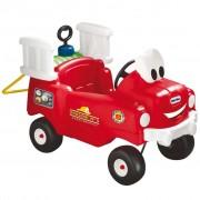 Little Tikes Camion de pompier rouge