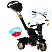 Smart trike Tricikl za decu Dream team zlatni