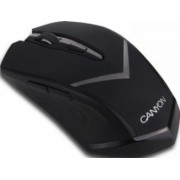 Mouse Wireless Optic Canyon CNE-CMSW3 800DPI Negru