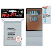 Sleeves Pro-Fit - Small Clear (60x87 mm)