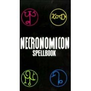 Necronomicon Spellbook by Simon