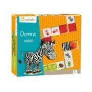 Domino Djur med textur