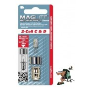 Maglite Magnum Star Xenon lamp for 2 cell