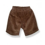 "Brown Cords 8 Inch 9024 Fits 8"" 10"" Bears, Includes Build A Bear, The Bear Mill, And Stuff Your Own Animals."
