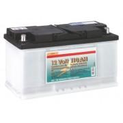 Kerbl Baterie akumulátor 12V/110Ah   Jezdecké potřeby pro anglii i western AuraSHOP