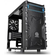 Thermaltake Versa H13 M-ATX Gaming Case - Black
