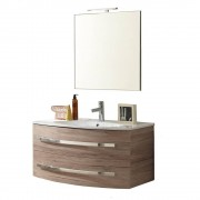 tft Mobile Da Bagno Sospeso Monica 01 Rovere Sabbia Tft Home Furniture