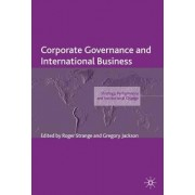 Corporate Governance and International Business by Roger Strange