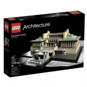 LEGO Architecture Imperial Hotel 21017 (Discontinued by manufacturer) by LEGO