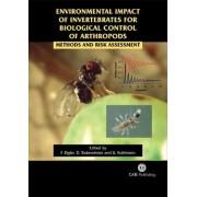 Environmental Impact of Invertebrates for Biological Control of Arthropod by F. Bigler