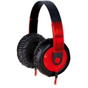 IDANCE SeDJ-700 DJ Headphones Red