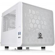 Thermaltake Core V1 Snow Mini-ITX Cube Case With Side Window - White