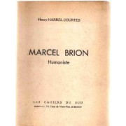 Marcel Brion Humaniste