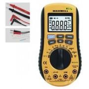 Digitális multiméter automata méréshatárral (25221)