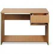 Forzza Dion Writing Desk (Light Oak)