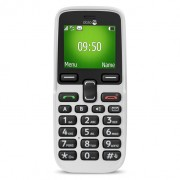 "Doro PhoneEasy 5030 1.7"" 78g White Senior phone"
