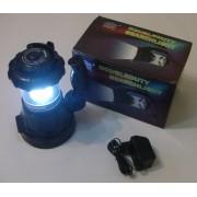 Lanterna led super 1w si camping 18led cu agatatoare 360grade