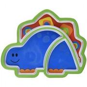 Stephen Joseph Melamine Tray Dino
