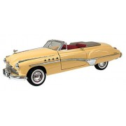 Motor Max: 1949 Buick Roadmaster Convertible 1:18 Scale Die Cast Vehicle