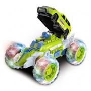 Carro Controle Remoto Racing Club Attack Verde - Super Toys