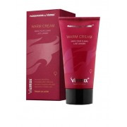Viamax Warm Cream 50 ml Glidmedel Transparent