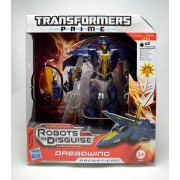 Transformers Prime Dreadwing - Robots In Disguise - Voyager Powerizer