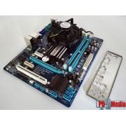 Kit Placa de baza GIGABYTE GA-G41MT-S2 Socket 775 DDR3 si Procesor E5400 2M Cache, 2.70 GHz, 800 MHz FSB