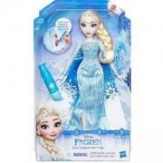 Дисни принцеси - Замръзналото кралство - Кукла с магическа рокля - 2 налични модела - Disney Frozen, 034022