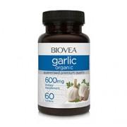 GARLIC (Organic) 600mg 60 Tablets