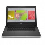 "Laptop DELL, INSPIRON 5458, Intel Core i5-5200U, 2.20 GHz, HDD: 500 GB, RAM: 4 GB, unitate optica: DVD RW, video: Intel HD Graphics 5500, webcam, 15.6 LCD (WXGA), 1366 x 768"""