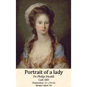 Portrait of a lady (kit goblen)