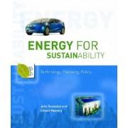 Energy for Sustainability by John Randolph