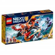 Lego nexo knights dragone sgancia-robot di macy
