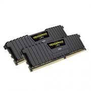 Corsair CMK8GX4M2B3600C18 Vengeance LPX Memoria per Desktop a Elevate Prestazioni da 8 GB (2x4 GB), DDR4, 3600 MHz, CL18, con Supporto XMP 2.0, Nero