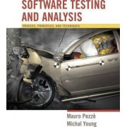 Software Testing and Analysis by Michal Young