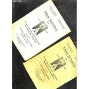 Libres Entretiens - Ce Que Peuvent Nous Apprendre Les Disciplines Francaises - 5 Tomes En 2 Volumes - Tome 1 Et 2 Dans Un Volume Et Tome 5-6 Et 7 Dans Un Volumes - Manque Tomes 3 Et 4 - ...