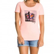 Roxy Good Looking Flag Tee-Shirt Manches Courtes